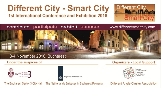 """Different City - Smart City"", la final"